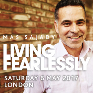 Living Fearlessly with Mas Sajady