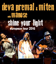 An evening with Deva Premal & Miten