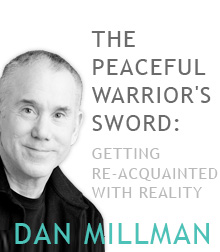 The Peaceful Warrior's Sword
