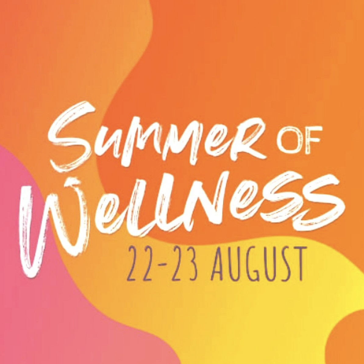Why is our Summer of Wellness Festival so special?