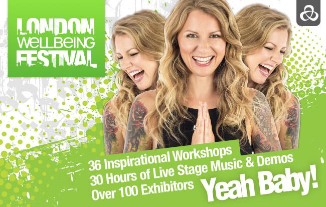 London: Meir @ Mind-Body-Spirit Festival @ Olympia National | London | England | United Kingdom